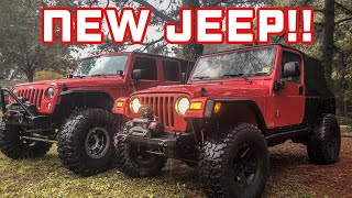We Bought A Jeep LJ!!