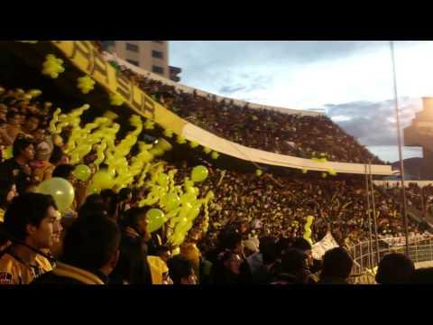 """THE STRONGEST-la gloriosa Ultra sur"" Barra: La Gloriosa Ultra Sur 34 • Club: The Strongest"