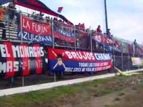 """""""Barra del Monagas(brujos chaimas)"""" Barra: Guerreros Chaimas • Club: Monagas"""