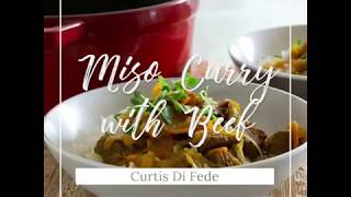 Miso Beef Curry Recipe