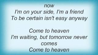 Basia - Come To Heaven Lyrics_1