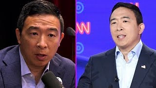 """We're Running Out Of Time""   Andrew Yang"