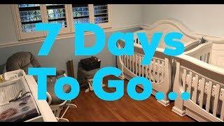7 Days To Go...