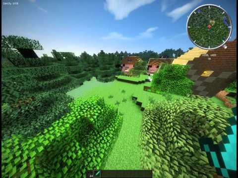 мод iChunUtil - для Minecraft 1.7.10