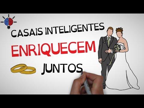 CASAIS INTELIGENTES ENRIQUECEM JUNTOS | Livro de Gustavo Cerbasi | Seja uma pessoa melhor