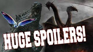 Godzilla 2- DESIGNS, DEATHS, PLOT POSSIBLY LEAKED!! (RUMORS)