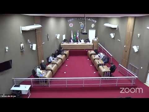 Reunião Ordinária (09/11/2020) - Câmara Municipal de Arcos