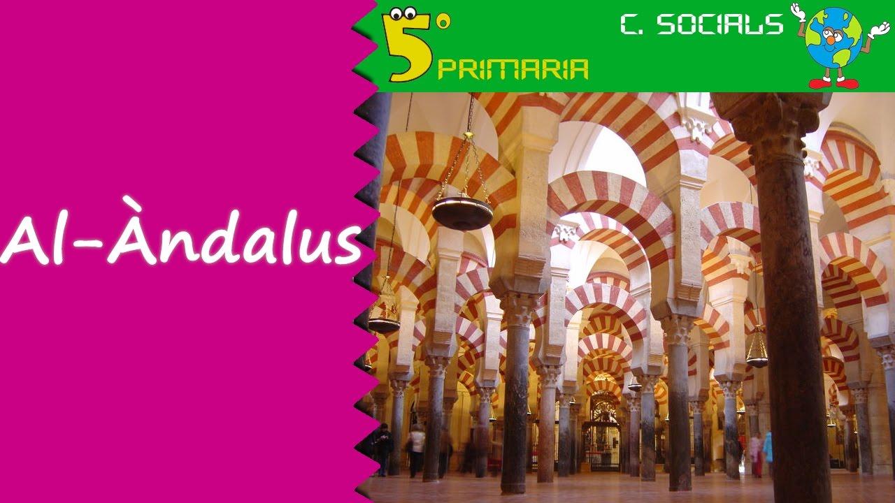 Al-Àndalus. Socials, 5é Primaria. Tema 7