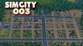 Let's Play SimCity #003 [Deutsch|HD+] - Die Stadt Wächst
