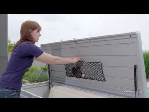 Biohort LoungeBox Produktvideo