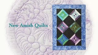 Block Party: July 2016  New Amish Quilt