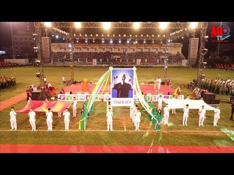 Khai mạc Đại hội Thể dục – Thể thao tỉnh An Giang lần VIII – 2018