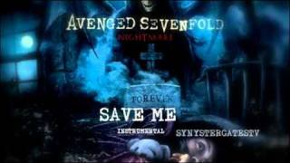 Avenged Sevenfold - Save Me (Official Instrumental)