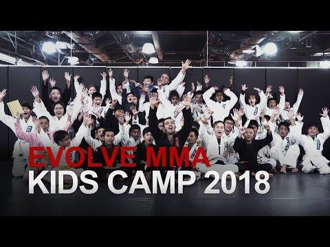 EVOLVE Kids Camp 2018