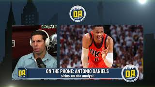 Antonio Daniels joins D.A. I D.A. on CBS | Kholo.pk