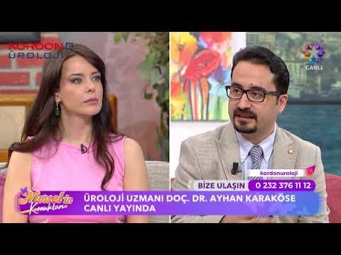 Ayhan Karaköse - Prostat Hastalığı İçin Ne Zaman Doktora Gidilir ? - Nurselin Konukları Star TV