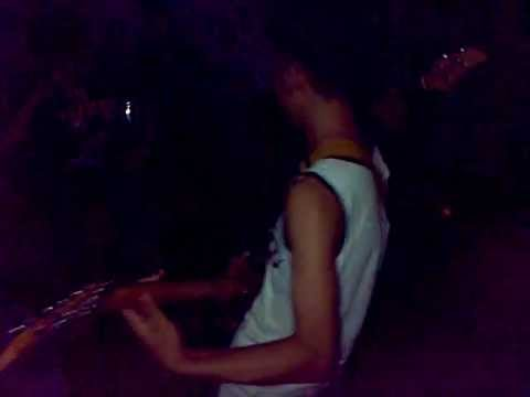 ALONE ME LAST NIGHT-Burned Dreams In The Dark Night (Live @Atalaya Coffe)