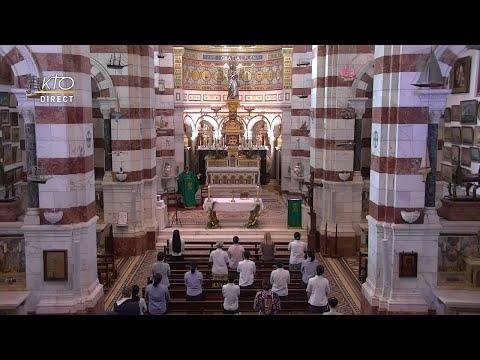 Messe du 19 juillet 2021 à Notre-Dame de la Garde