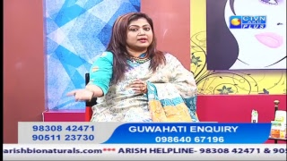 ARISH BIO NATURALS Ctvn Programme On  Oct 02, 2018 At 1:00 PM