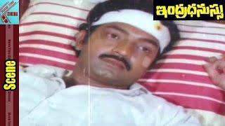 Rajashekar Emotional Scene || Indradhanussu Movie || Rajashekar, Jeevitha || MovieTimeCinema