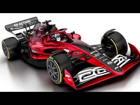 Формула-1 в 2021 - Новый регламент. Обзор #037 видео