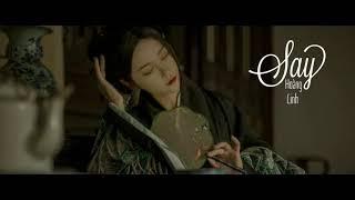 [Pinyin + Vietsub Say] - Hoàng Linh Isabelle Huang  [ 醉 - 黄 龄 ] || Nhạc Trung tâm trạng