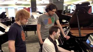 "Snow Patrol and Ed Sheeran - ""New York"""