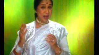 Asha Bhosle - O Mere Sona Re - YouTube