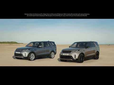 New Land Rover Discovery - Design