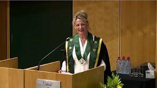 2016 John Curtin Medal Award Ceremony - Dr Ann O'Neill