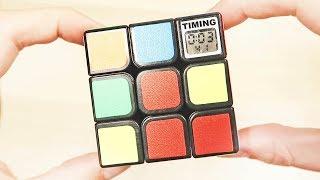 ¿¡CÓMO!? Un CUBO de RUBIK con TIMER! | Unboxing #233