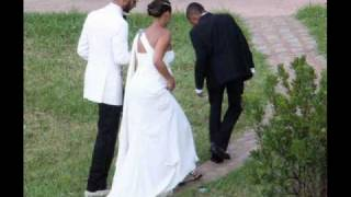 Alica Keys and Swizz Beatz  Wedding Photos