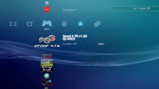 [PS3] Get Back Online! - 4.78 Spoof To 4.80 - Working