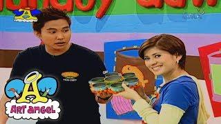 Art Angel: Ibat Ibang Obra Gamit Ang Lata! (full Episode)