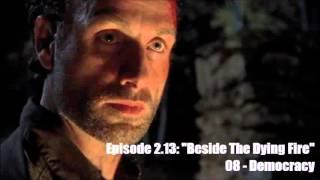 The Walking Dead - Season 2 OST - 2.13 - 08: Democracy