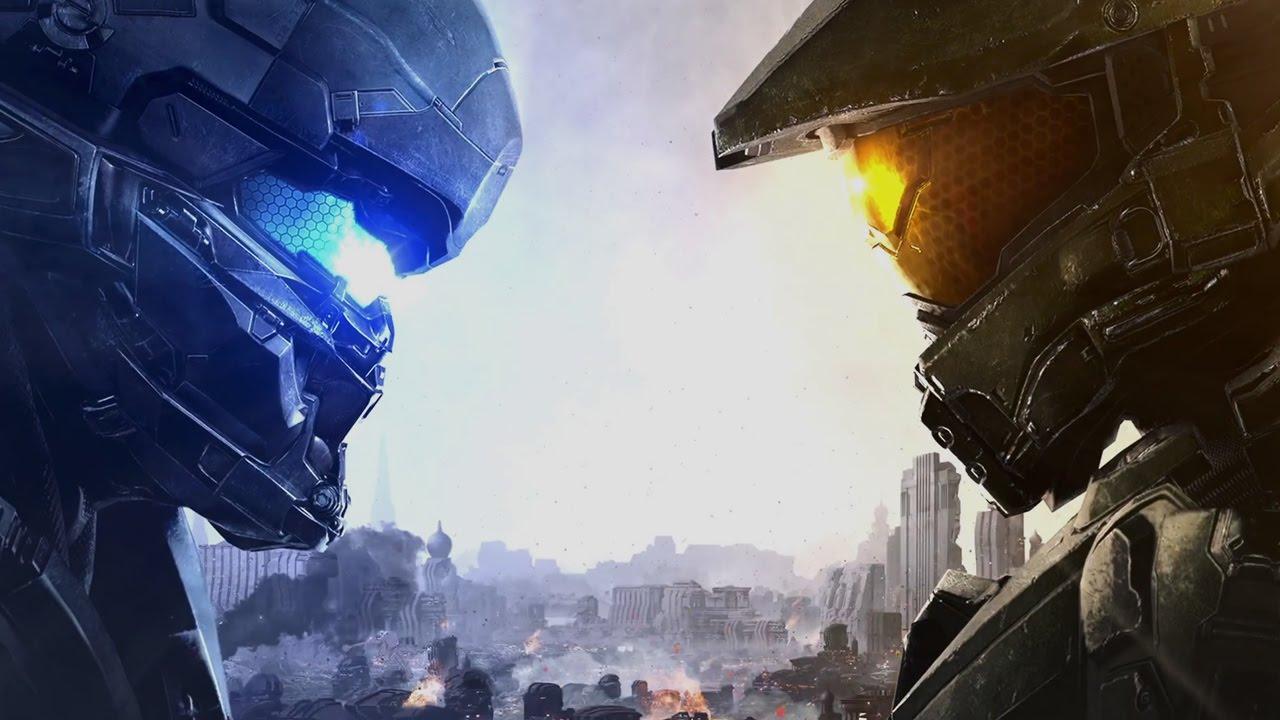 HALO 5 – Master Chief VS Spartan Locke Teaser (Xbox One) #VideoJuegos #Consolas