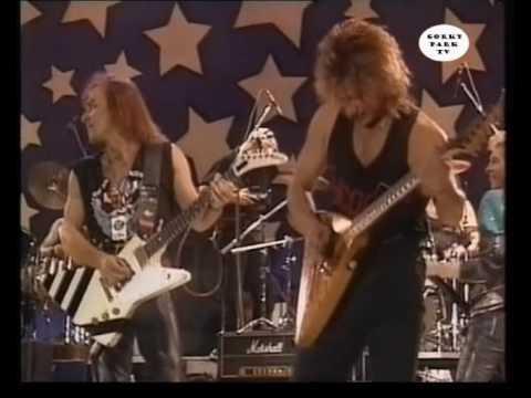 Scorpions feat. Gorky Park - Long Tall Sally