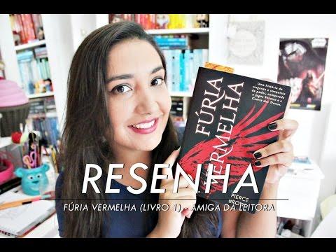 FÚRIA VERMELHA -  Pierce Brown | Editora @GloboLivros