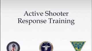 How to deal with an active shooter situation