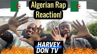 Algerian Rap Reaction ft Soolking and Flenn
