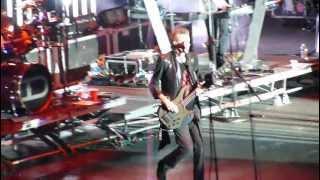 Duran Duran VERONA / John's funky bass in Safe Live% (AYNIN Tour 2012)