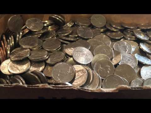 Should You Invest Money In Hoarding Nickels For Copper & Nickel Melt Value? I Explain It All