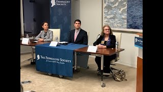 2018 Judicial Candidate Forum – Triangle Lawyers Chapter of the Federalist Society