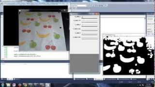 opencv tutorial multiple object tracking in real time - Thủ