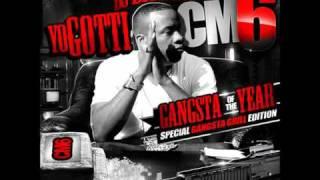 Yo Gotti - Intro - Spazz Out - (CM6 Gangsta Of The Year)