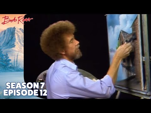 Bob Ross - Dock Scene (Season 7 Episode 12)