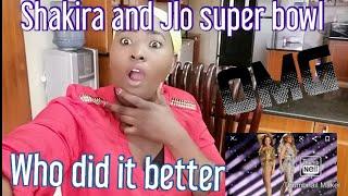 Shakira and JLo's Super Bowl  Reaction | Shakira and Jennifer Lopez