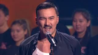 Жансултан Жумагалилев. Bohemian Rhapsody - Queen. X Factor Kazakhstan. Season 7. Episode 15