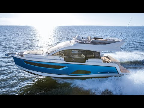Picture Of a 2022 Sealine 45 F430 Motor Yachts | 1628576