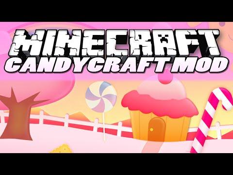 Minecraft Mods | CANDYCRAFT MOD |
